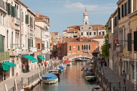 Visitar Venecia en verano viaje turismo Italia