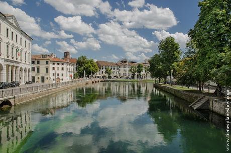 Viaje Italia Treviso turismo roadtrip