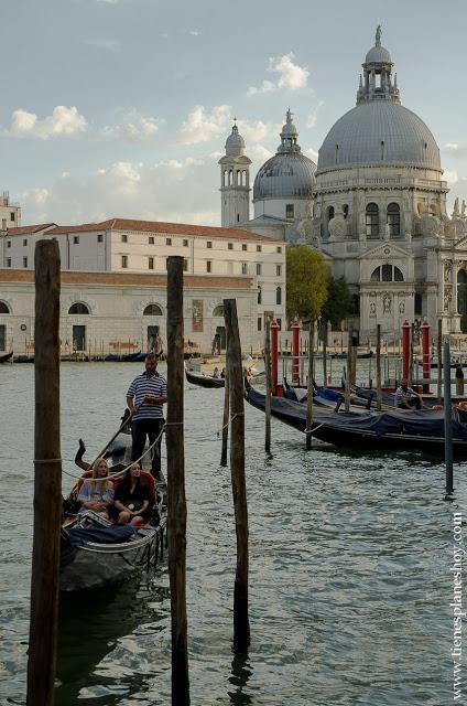 Virgen de la Salute Venecia Italia