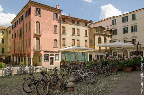 Treviso ciudades bonitas norte Italia viaje