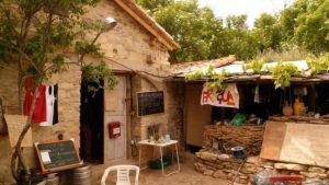 Fraguas, pueblo abandonado del que se habló mucho