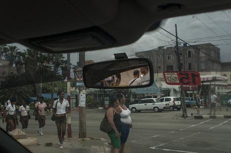 Fotografía automóvil de calle