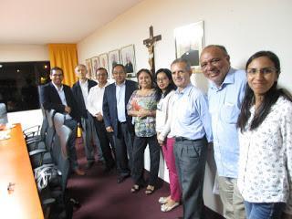 Historiadora Irma Barriga presentó la figura de San José en la devoción del Perú virreinal