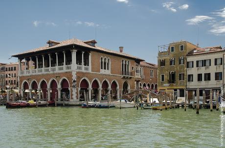 Mercado de Rialto Venecia Italia visitar