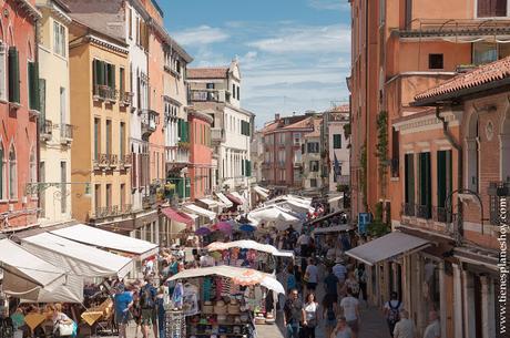 Venecia Italia viaje turismo