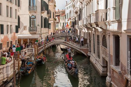 Italia Venecia viaje que ver gondola turismo planes