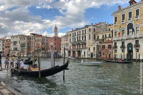 Gran Canal Venecia Italia viaje turismo organizar