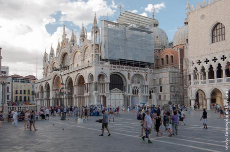 Basílica de San Marcos Italia viaje turismo