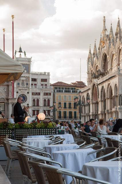 Plaza de San Marcos viaje Italia turismo