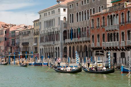 Venecia viaje Italia diario