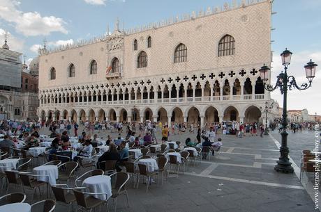 Venecia Palacio Ducal Italia