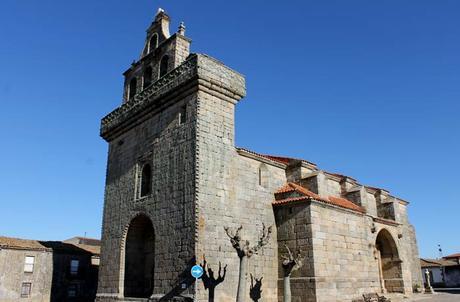 Iglesia de Santa María de Pereña de la Ribera