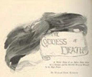 La primera novela de ficción de William Hope Hodgson
