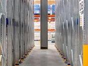 Logística almacenamiento industrial
