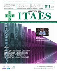 Revista ITAES -Volumen 19 - Número 03