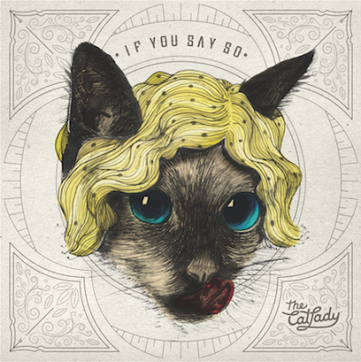 The Cat Lady: If You Say So será su EP debut