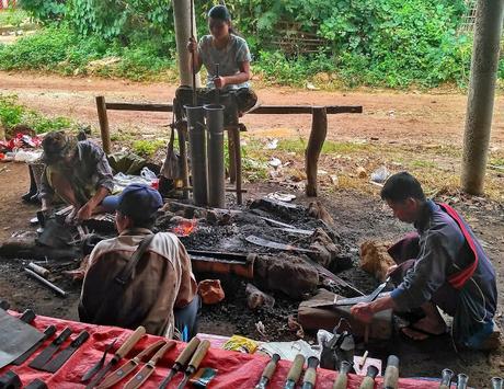 VIAJE A MYANMAR (DÍA 2 LAGO INLE)
