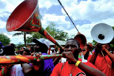 Autoridades de San Pedro de Macorís pretenden impedir celebraciones de Gagá.