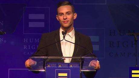 Adam Rippon y su genial discurso