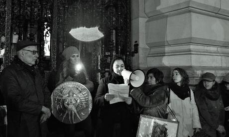 Grito de Mujer 2018-Bilbao-España