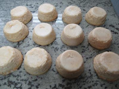 Pastelitos de torrijas Thermomix