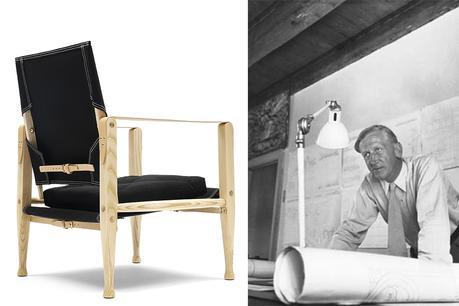 Designer Kaare Klint.