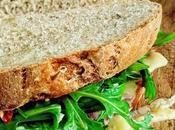 Sandwich rúcula cheddar deli [¿El sandwich perfecto?]