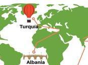 mejores países para visitar como mochilero Parte