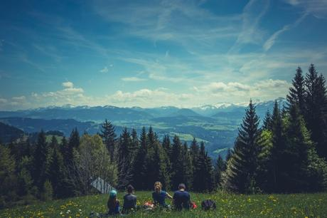 Lugares para viajar en familia esta primavera
