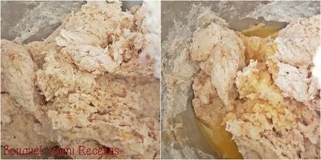 Bolo de ovos (Pan de Pascua gallego)