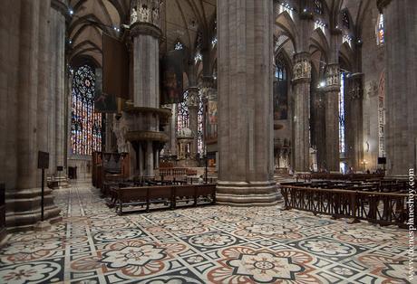 Catedral de Milán Duomo viaje Italia