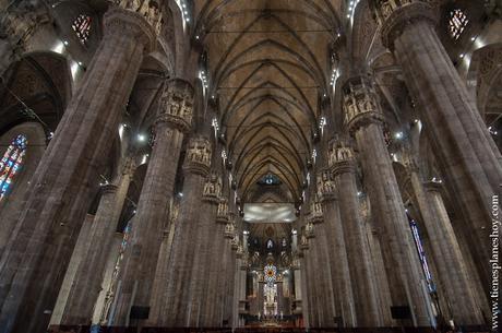 Catedral de Milán Duomo visita Milán monumental viaje