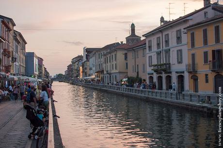 Navigli MIlan Italia turismo visitar viaje