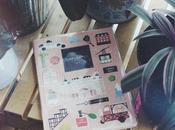 Cosas bonitas: planificador para blog