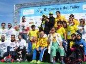 MANN-FILTER ganador absoluto VIII edición Carrera Taller 5Km, 10Km como empresa
