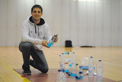 "Víctor Ciavattini: ""Amo al Bàsquet Femení Sant Adrià por todo lo que me ha hecho vivir"""