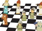 Ajedrez educación infantil