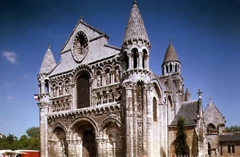 La arquitectura rom nica en francia paperblog for 5 tecnicas de la arquitectura