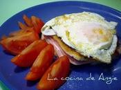 CROQUE MONSIEUR MADAME