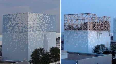 Situación de los reactores de la central nuclear Fukushima I