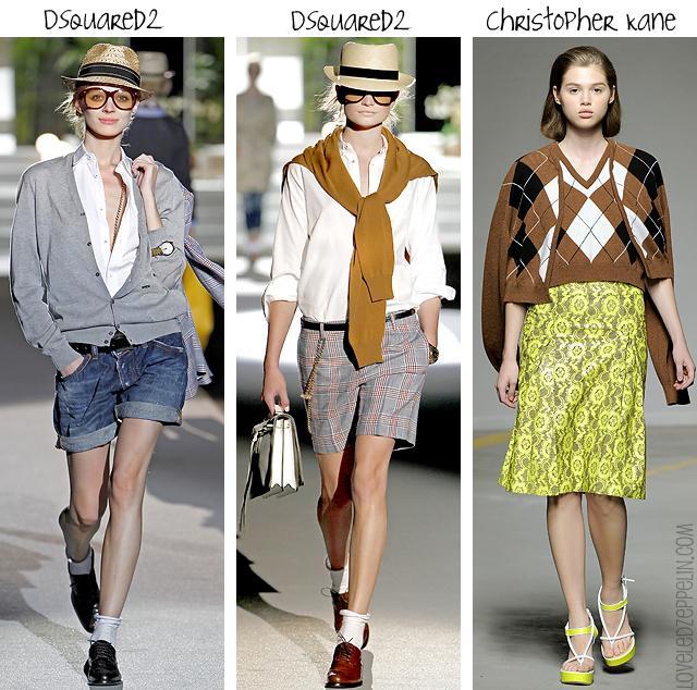 Las prendas básicas para el armario de primavera 2011