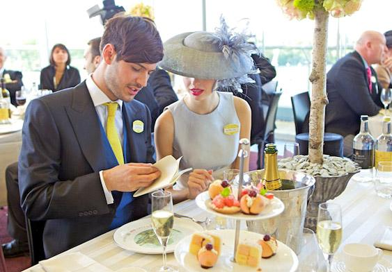 Royal ascot by vivienne westwood & stephen jones