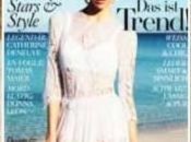 mismo vestido Dolce Gabbana para tres portadas Vogue