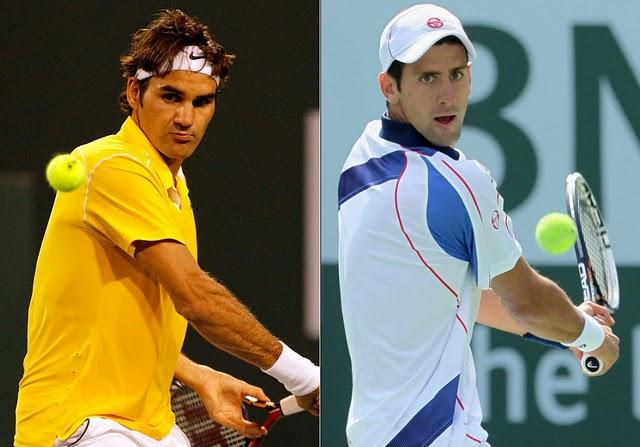 Indian Wells: Federer y Djokovic, a semifinales