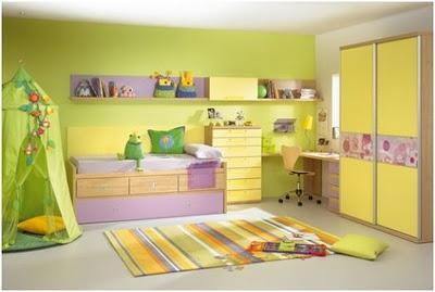 Colores para decorar un Dormitorio