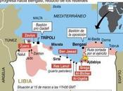 Algo pude leer sobre Libia…