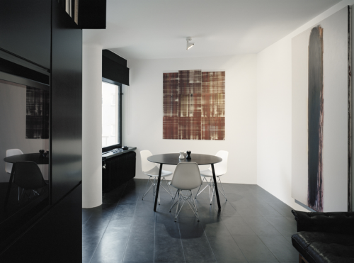Inspiraci N Un Apartamento Minimalista En Negro Paperblog