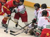 Hockey hielo: España despide Bulgaria goleando Irlanda.