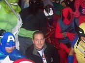 Responsable comics Marvel visita Perú, Cronica Viva