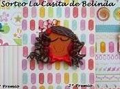 Sorteo casita Belinda tres años!!